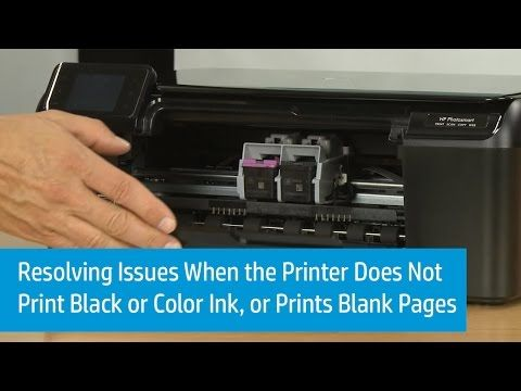 The Printer Not Printing Black? Fix-It Permanently (Solved)