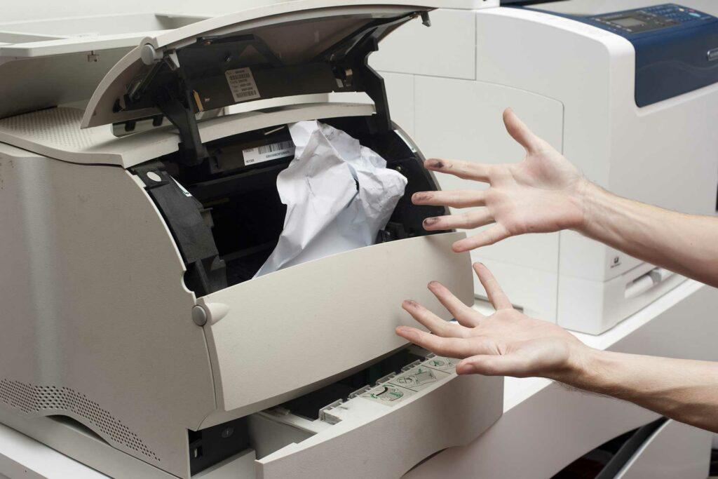 Factors Causing QuickBooks Won't Print Error