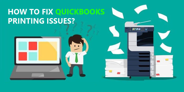 Unable to Print Invoices From QuickBooks? Fix-It Now Using 6 Solutions