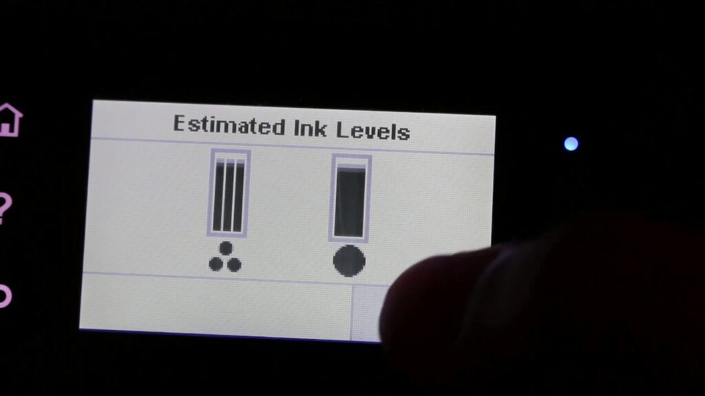 Instructions to Check Ink Levels on HP Printer