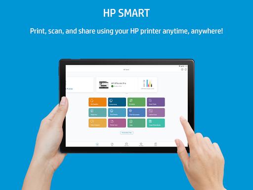 Installing HP Smart Printer App